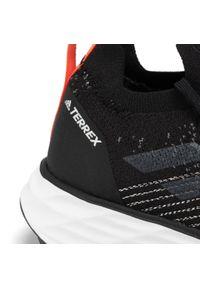 Adidas - Buty adidas - Terrex Two Parley FW2542 Czarny. Kolor: czarny. Materiał: skóra ekologiczna, materiał. Szerokość cholewki: normalna. Model: Adidas Terrex