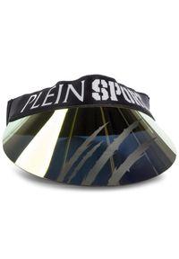 Złota czapka z daszkiem Plein Sport sportowa