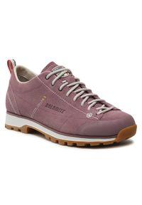 Różowe buty trekkingowe Dolomite