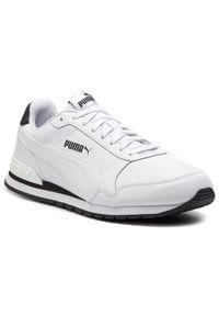 Puma Sneakersy St Runner V2 Full L 365277 01 Biały. Kolor: biały