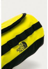 The North Face - Kosmetyczka. Kolor: żółty