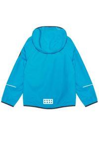 LEGO Wear Kurtka przejściowa 11010031 Niebieski Regular Fit. Kolor: niebieski