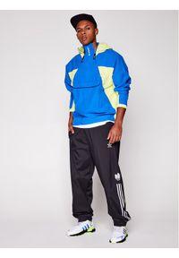 Niebieska kurtka do biegania Adidas