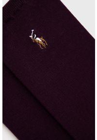 Polo Ralph Lauren - Skarpetki. Kolor: czerwony