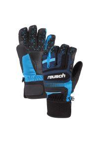 Rękawice narciarskie męskie Reusch Stuart R-TEX XT 4901206. Materiał: skóra, syntetyk, materiał. Sport: narciarstwo
