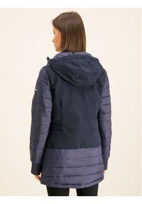 Niebieska kurtka zimowa columbia #7