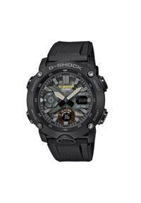 Czarny zegarek G-Shock