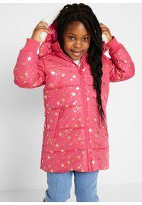 Czerwony płaszcz bonprix na zimę #5