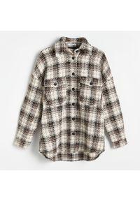 Beżowa koszula Reserved