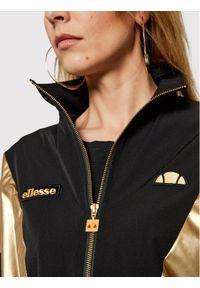 Czarna kurtka przejściowa Ellesse #5