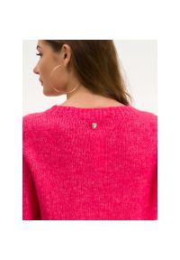 Różowy sweter My Twin