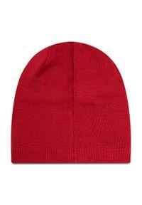 Czerwona czapka salomon