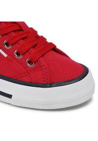 U.S. Polo Assn - Tenisówki U.S. POLO ASSN. - Wave149 WAVE4149S1/CY1 Red. Kolor: czerwony. Materiał: skóra ekologiczna, materiał. Szerokość cholewki: normalna #5