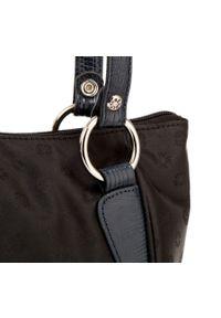 Czarna torebka Wittchen do ręki, klasyczna