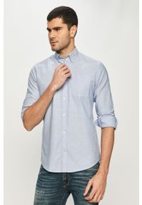Koszula Jack & Jones długa, button down