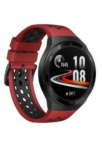Czerwony zegarek HUAWEI smartwatch #8