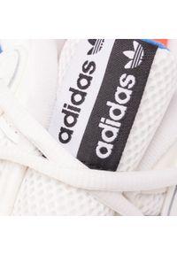 Białe buty sportowe Adidas z cholewką, Adidas EQT Support