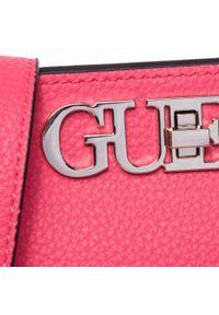 Czerwona torebka klasyczna Guess klasyczna