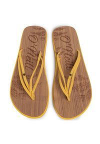 Żółte klapki na basen O'Neill