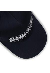 Niebieska czapka Napapijri marine