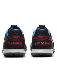Buty męskie piłkarskie halowe Nike Tempo Legend 8 Academy AT6099. Materiał: skóra, syntetyk. Szerokość cholewki: normalna. Sport: piłka nożna