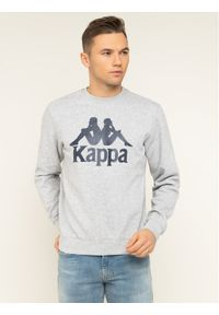 Szara bluza Kappa