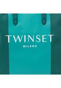 Zielona torebka klasyczna TwinSet klasyczna