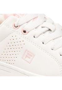Fila Sneakersy Crosscourt 2 Nt Kids 1011115.94F M Biały. Kolor: biały