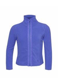 Bluza Poivre Blanc z dekoltem na plecach, sportowa, z długim rękawem
