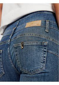 Liu Jo Jeansy Skinny Fit UA1014 D4391 Niebieski Skinny Fit. Kolor: niebieski