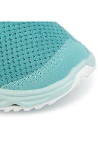 Zielone buty sportowe salomon