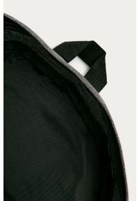 Szary plecak New Era z nadrukiem