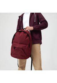 Sinsay - Plecak - Bordowy. Kolor: czerwony