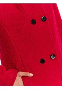 Czerwony płaszcz TOP SECRET