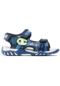 Niebieskie sandały Champion