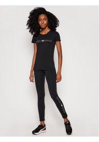 Czarne legginsy Emporio Armani Underwear