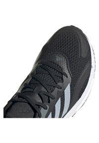 Adidas - Buty męskie do biegania adidas SolarBoost 3 FW9137. Zapięcie: sznurówki. Materiał: materiał, guma. Szerokość cholewki: normalna