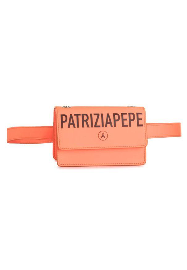 Pomarańczowa nerka Patrizia Pepe