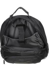 Czarny plecak na laptopa DELL w kolorowe wzory
