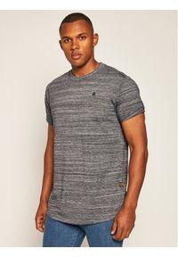 G-Star RAW T-Shirt Lash D16396-B140-6067 Szary Relaxed Fit. Kolor: szary