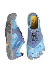 Niebieskie buty do fitnessu Vibram Fivefingers Vibram FiveFingers, z cholewką, na co dzień #7