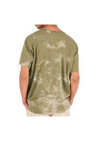 Koszulka męska Champion Tie Dye T-Shirt 216164. Materiał: bawełna. Wzór: kolorowy