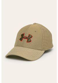 Zielona czapka z daszkiem Under Armour