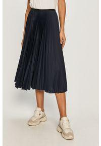 Niebieska spódnica Lacoste casualowa, na co dzień