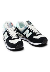 Czarne sneakersy New Balance 574