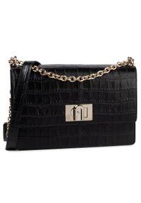 Czarna torebka Furla klasyczna