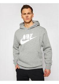 Nike Bluza Sportswear Club Fleece BV2973 Szary Standard Fit. Kolor: szary