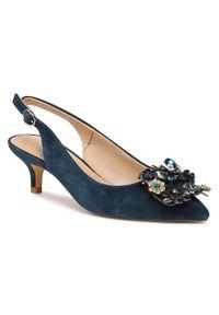 Niebieskie sandały Alma En Pena