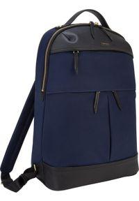 Niebieski plecak na laptopa TARGUS