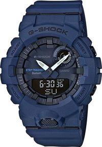 Niebieski zegarek Casio